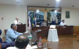 Reunião da Câmara
