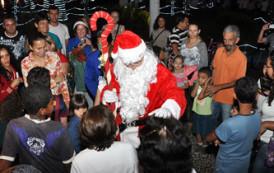 Natal de Luz: abertura com chegada do Papai Noel acontece nesta sexta-feira (02)