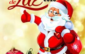 Começa a programação do Natal de Luz de Guaçuí