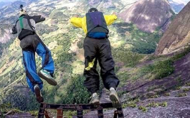 Campeonato Brasileiro de Base Jump agita Castelo