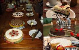 Será hoje dia 09 de abril o Super Festival de tortas em Guaçuí-ES.