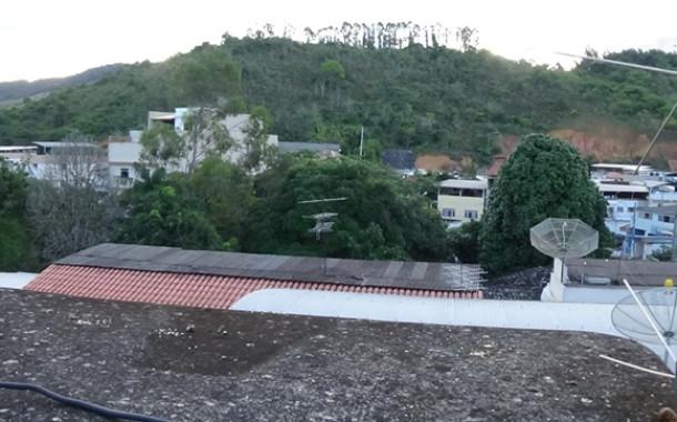 Tempo nublado na cidade de Guaçuí-ES e região.