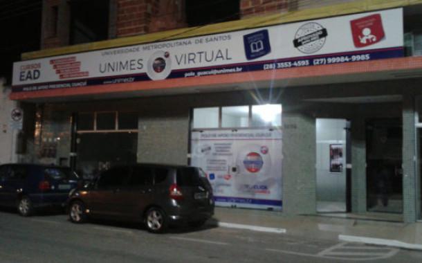 Polo da Unimes Guaçuí conquista aprovação do MEC