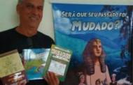 Escritor Capixaba terá livro de ficção lançado na Bienal do Rio