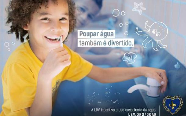 Campanha da LBV Eu Ajudo Mudar!
