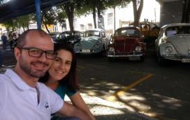 Mais de 150 expositores no 3º Encontro de Fuscas e Carros Antigos de Guaçuí