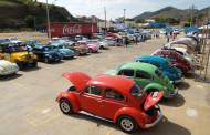 Teve início ontem (19/08), o 3º Encontro de Fuscas e Carros Antigos de Guaçuí