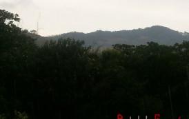 Após um período de estiagem acima da média, o fim do inverno provoca mudanças no tempo em Guaçuí-ES.