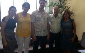 Muniz Freire recebe dois médicos cubanos do Programa Mais Médicos