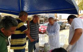 Rotary Club Guaçuí realiza Campanha contra a Hepatite C