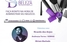 Seminário do Sebrae sobre beleza e estética aborda tendências e tecnologias para atrair clientes