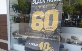 Empresários antecipam a Black Friday