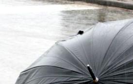 Chuvas rápidas atingem o Sul do Estado nesta segunda-feira