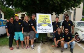 Fusca Clube Guaçuí representa o município no 2º Encontro de Fuscas Burarama-Oriente