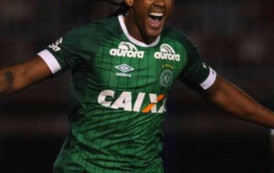 Ex-jogador do Estrela é uma das vítimas fatais do acidente na Colômbia