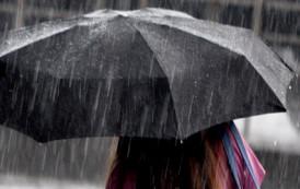 Chuva forte chega ao sul do Espírito Santo nesta quarta-feira