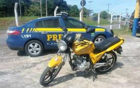 Deficiente visual é preso por pilotar moto embriagado e sem CNH