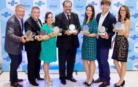 Capixabas recebem Prêmio MPE - Brasil
