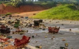 Vendedor de abacaxi de Marataízes morre após grave acidente em Minas Gerais