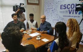 Escola Viva: mais sete municípios serão contemplados com novas unidades em 2017
