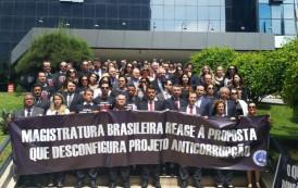 Membros do MPES realizam novo ato contra alterações em projeto anticorrupção