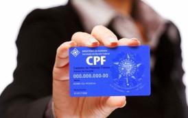 Contribuinte pode atualizar CPF pela internet a partir desta segunda-feira (16)