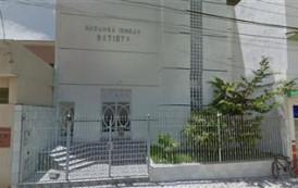 Dinheiro é furtado em igreja batista de Guaçuí