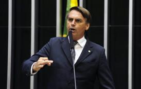 Jair Bolsonaro registra candidatura à Presidência da Câmara
