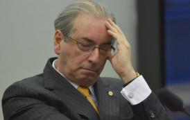 Eduardo Cunha presta depoimento na tarde desta terça-feira em Curitiba