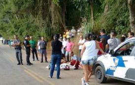 Adolescente morre atingida por árvore em Ibatiba