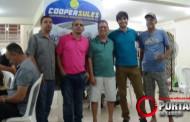 Jantar de confraternização da COOPERSULES em Guaçuí homenageia os seus cooperados e família.