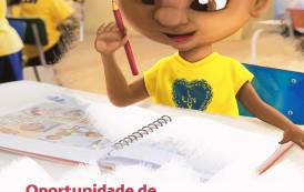 Mais de 22 mil crianças e adolescentes receberão kits pedagógicos