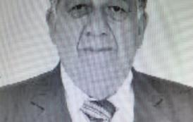 Divino de São Lourenço-ES, perde o seu ex prefeito Miguelzinho Caçapa.
