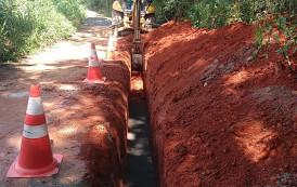 Moradores de distrito de Cachoeiro de Itapemirim relatam expectativas com obras de ampliação na rede de água