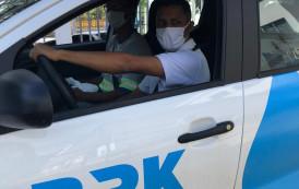 Obrigatoriedade do uso de máscaras  requer atenção ao descarte do resíduo