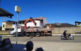 Retirada dos radares em Alegre e Guaçuí no Sul do ES sem as devidas informações, gera revolta na população.