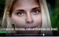 Conheça as famosas mais antipáticas do Brasil.