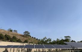 Em pouco mais de um ano, usina fotovoltaica da BRK gerou cerca de 18.000 kWh de energia sustentável