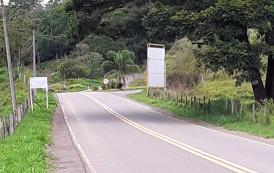Trevo perigoso no Guaçuí-ES.
