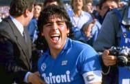 Morre a lenda do futebol Maradona