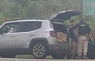 Traficantes são presos em Juatuba-MG, região metropolitana de BH.