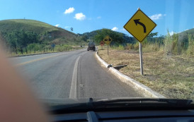 Serra do Furtado, perigo em duas etapas.