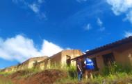 Comissão da Secretaria de Estado de Infraestrutura e Obras realiza vistoria nas Casas Populares de Santa Rita do Prata em Varre-Sai