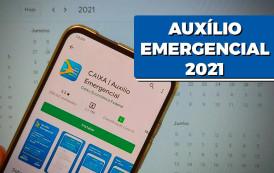 Novos APROVADOS no Auxílio Emergencial 2021: Caixa LIBERA R$300 e R$600.