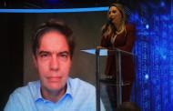 Ricardo Amorim defende política industrial para aumentar produtividade, em evento na Findes