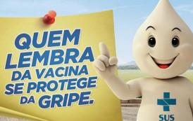 Varre-Sai vai realizar Dia D de vacinação contra a Influenza no sábado