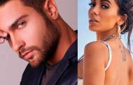 Anitta demonstra interesse por atleta olímpico e fãs avisam: -Ele tem namorado!