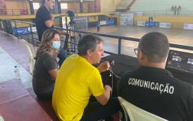 Deputado Luciano Machado participa de eventos em Cachoeiro de Itapemirim-ES.