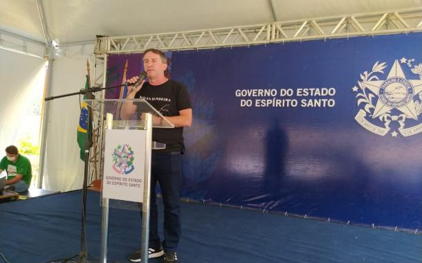 Deputado Luciano Machado: Proposição para destinar caminhões do tipo Truck para a Agricultura Familiar do ES.