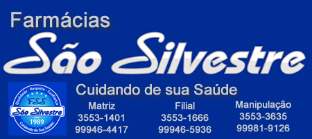 Farmácias São Silvestre